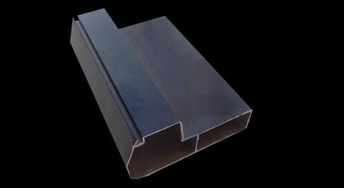 алюминиевый профиль для светодиодной строки